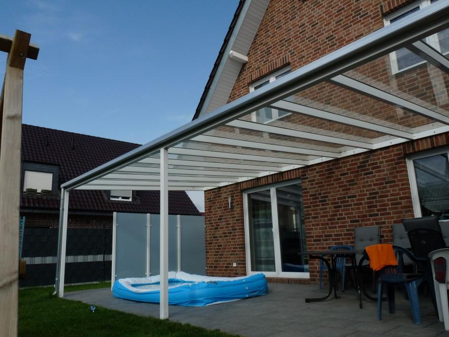 Terrassenüberdachung Beispiel 15 - Waldemar Zilich