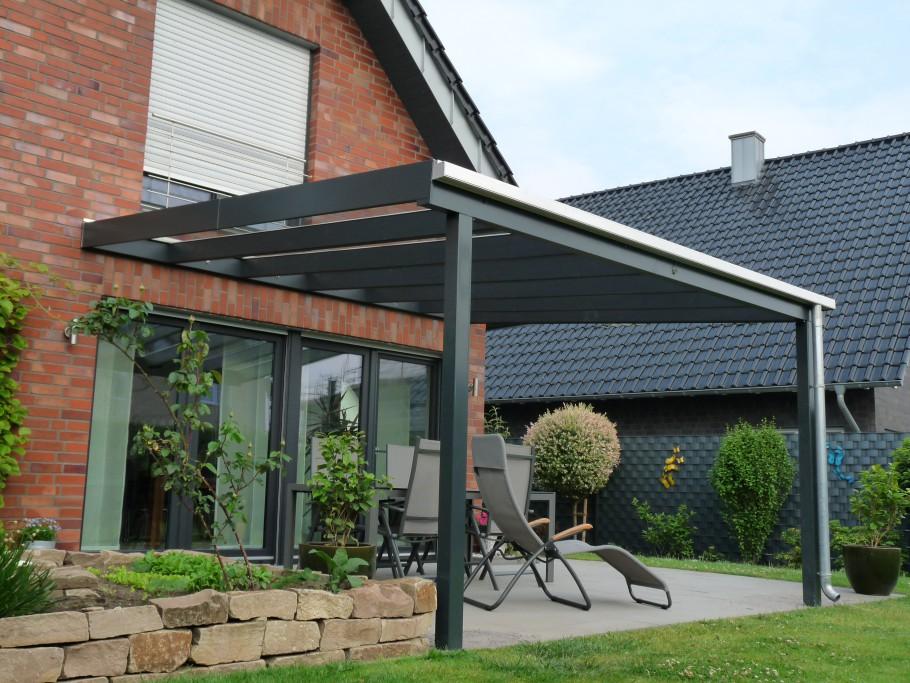 Terrassenüberdachung Beispiel 17 - Waldemar Zilich