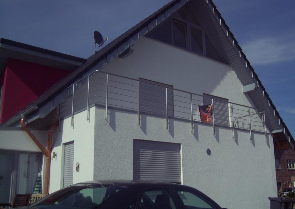 Balkon Beispiel 1 - Waldemar Zilich
