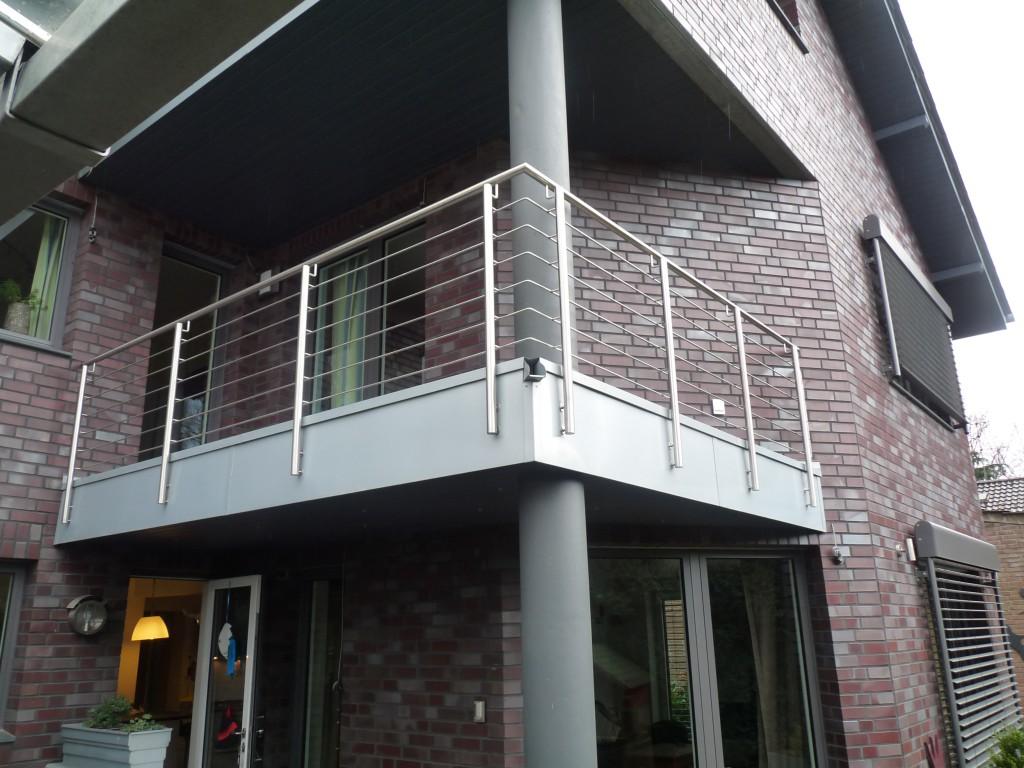 Balkon Beispiel 3 - Waldemar Zilich