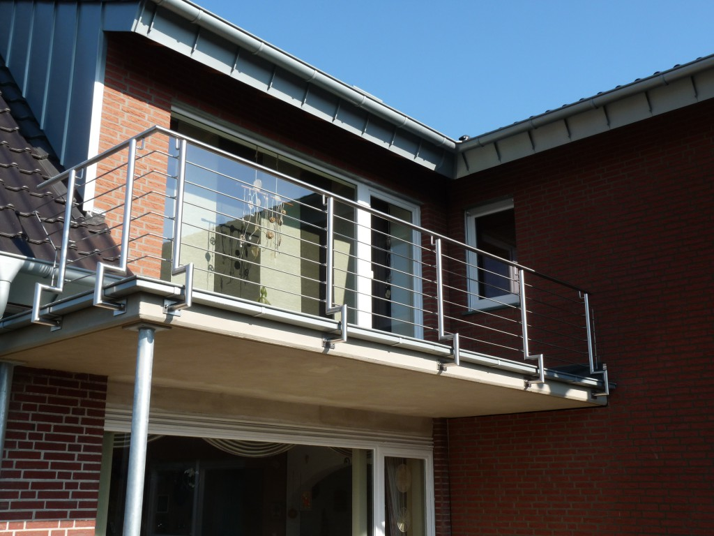 Balkon Beispiel 4 - Waldemar Zilich