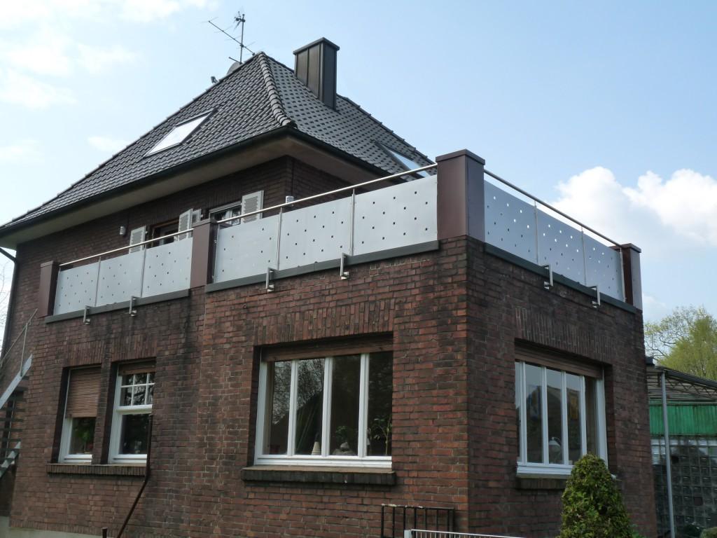 Balkon Beispiel 5 - Waldemar Zilich