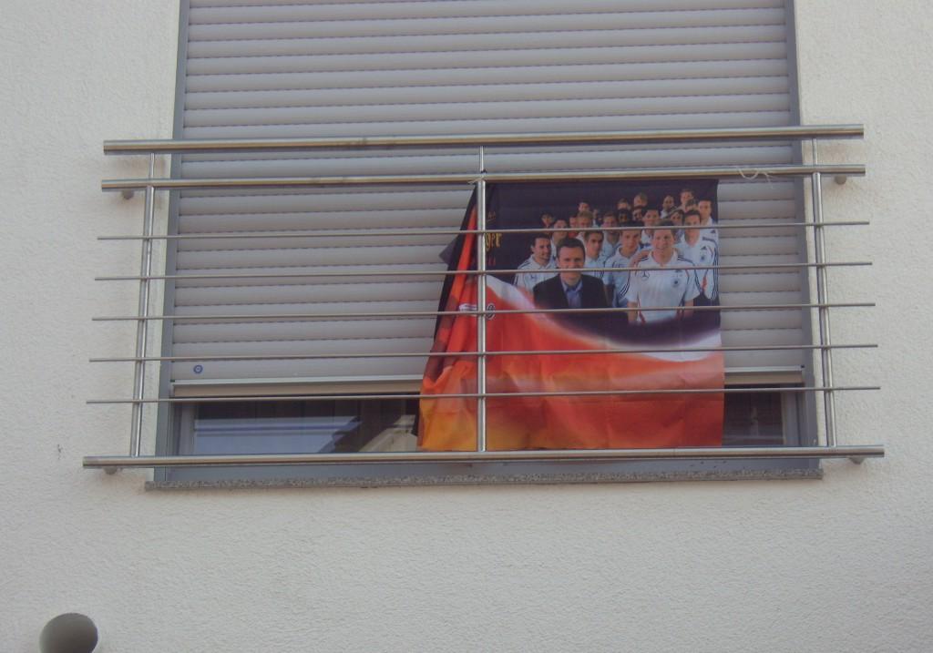 Fenstergitter Beispiel 2 - Waldemar Zilich