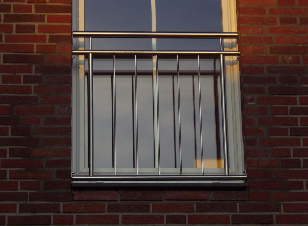 Fenstergitter Beispiel 3 - Waldemar Zilich
