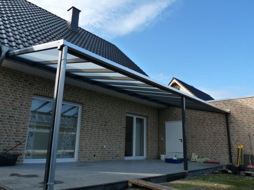 Terrassenüberdachung Beispiel 11- Waldemar Zilich