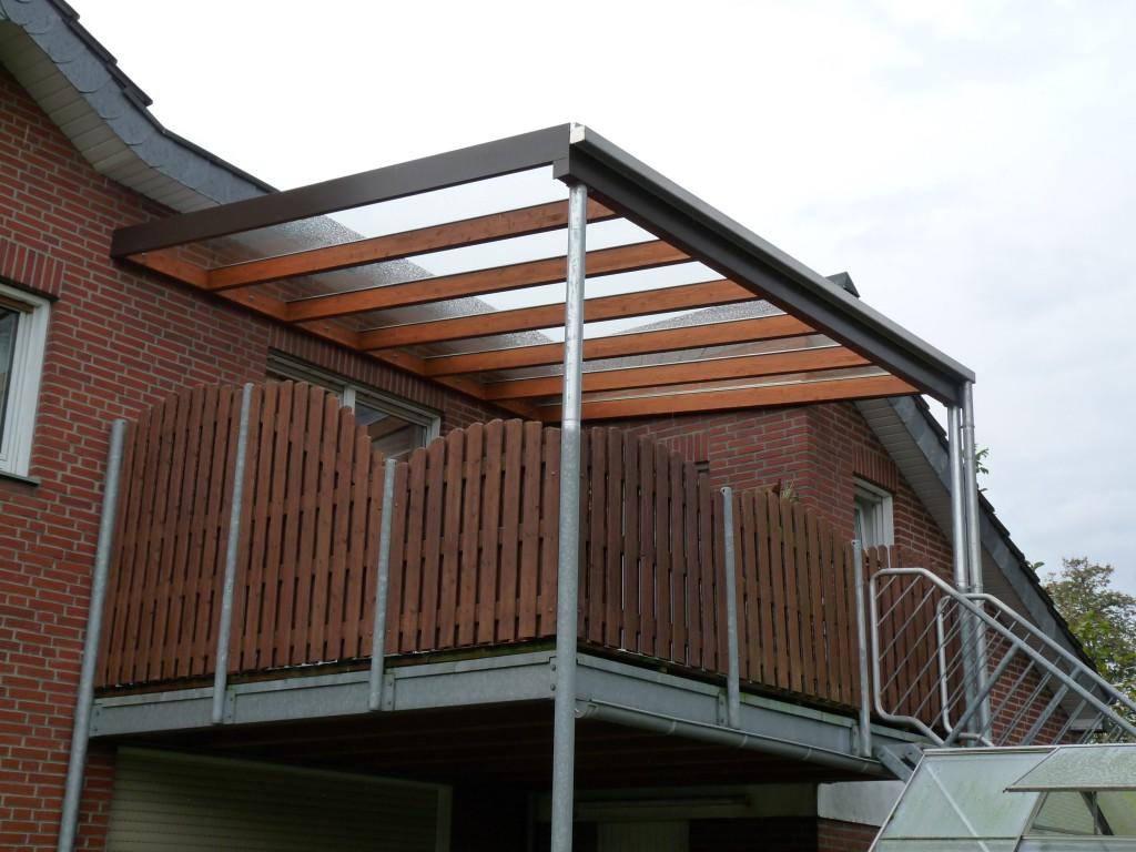 Terrassenüberdachung Beispiel 13 - Waldemar Zilich