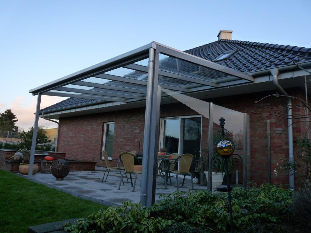 Terrassenüberdachung Beispiel 14 - Waldemar Zilich