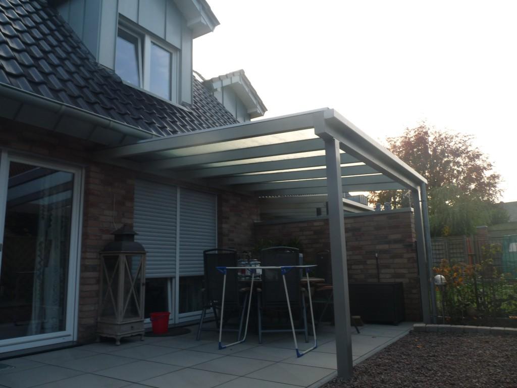 Terrassenüberdachung Beispiel 3 - Waldemar Zilich