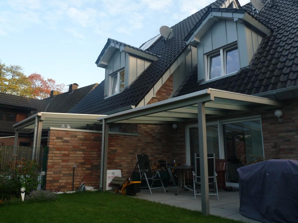 Terrassenüberdachung Beispiel 4 - Waldemar Zilich