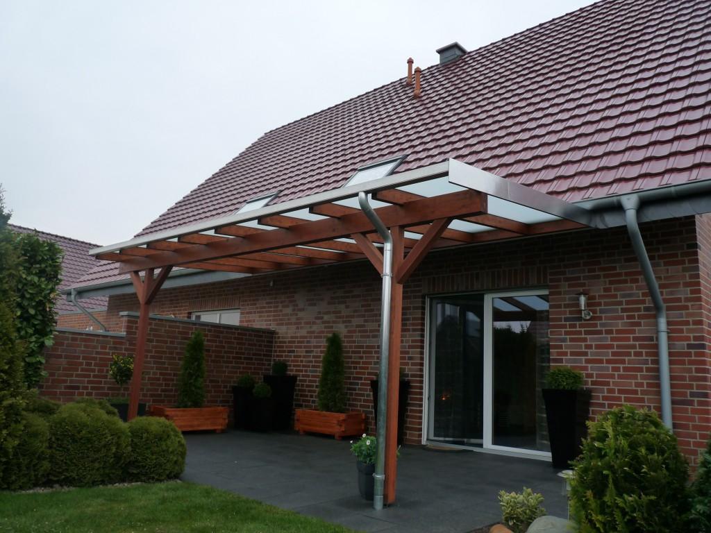 Terrassenüberdachung Beispiel 5 - Waldemar Zilich