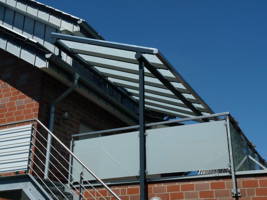 Terrassenüberdachung Beispiel 7 - Waldemar Zilich