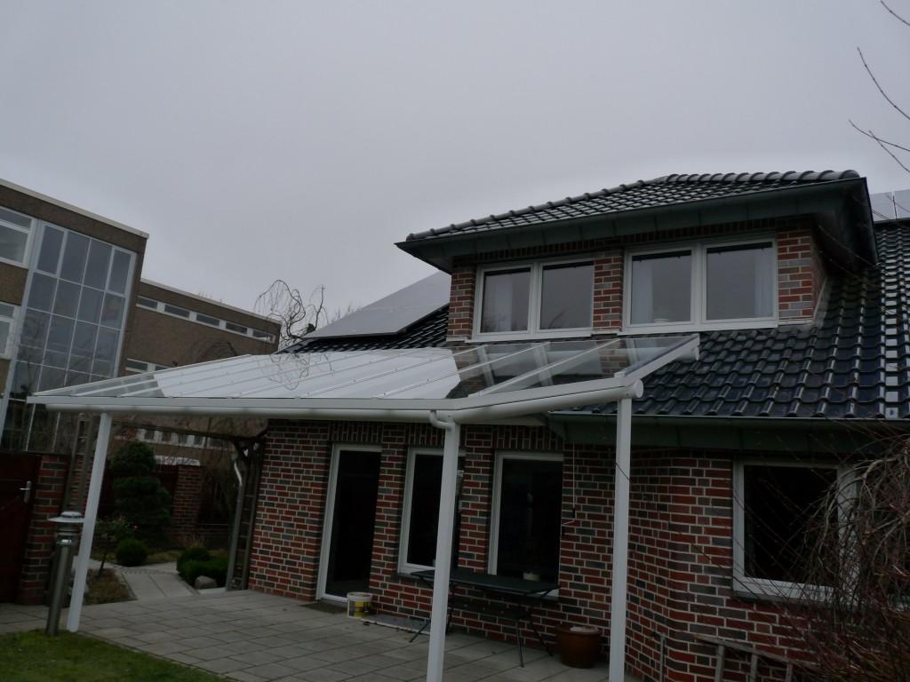 Terrassenüberdachung Beispiel 8 - Waldemar Zilich