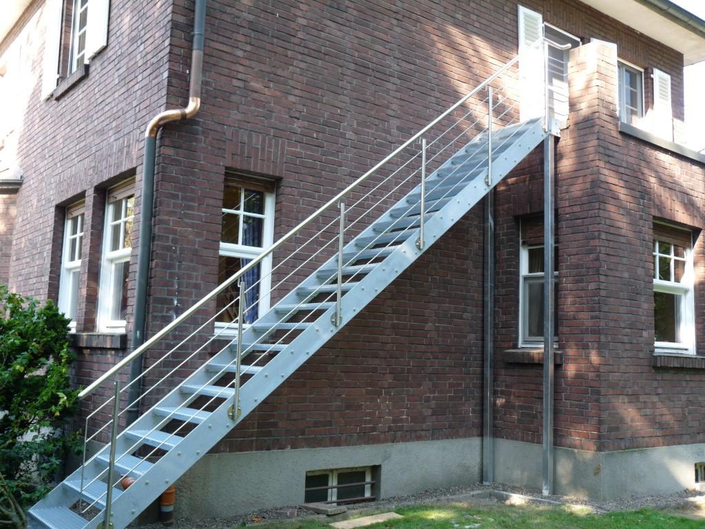 Treppe Beispiel 6 - Waldemar Zilich