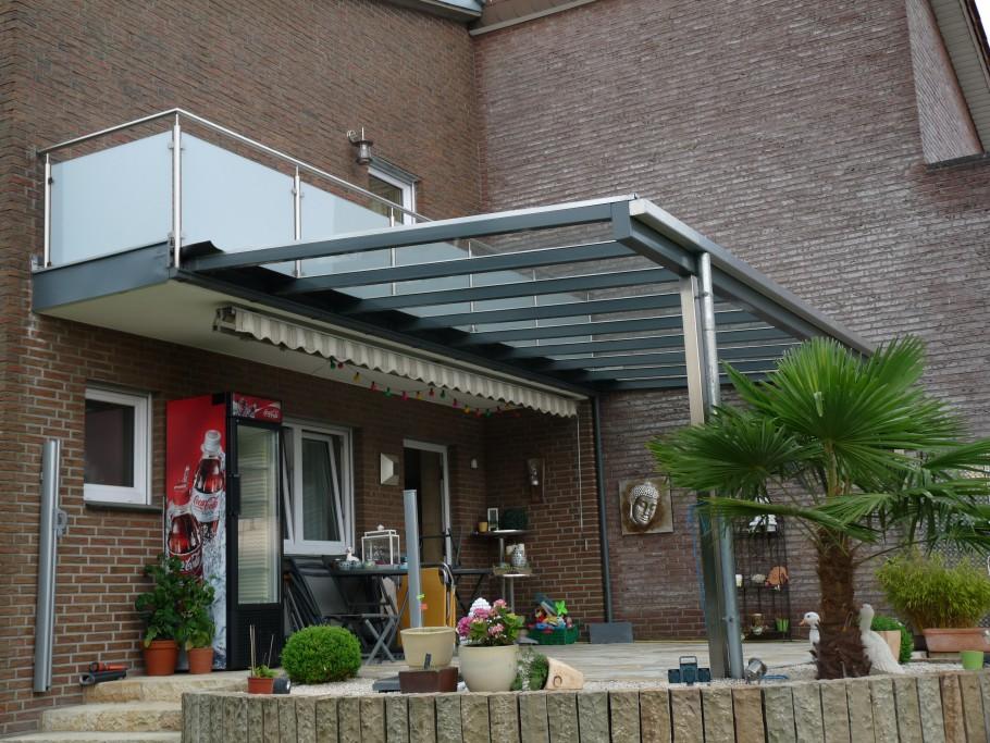 Terrassenüberdachung Beispiel 18 - Waldemar Zilich