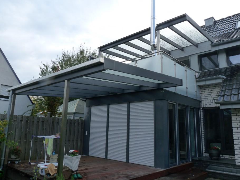 Terrassenüberdachung Beispiel 19 - Waldemar Zilich