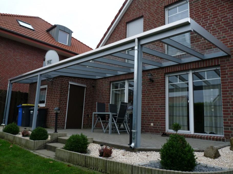 Terrassenüberdachung Beispiel 20 - Waldemar Zilich