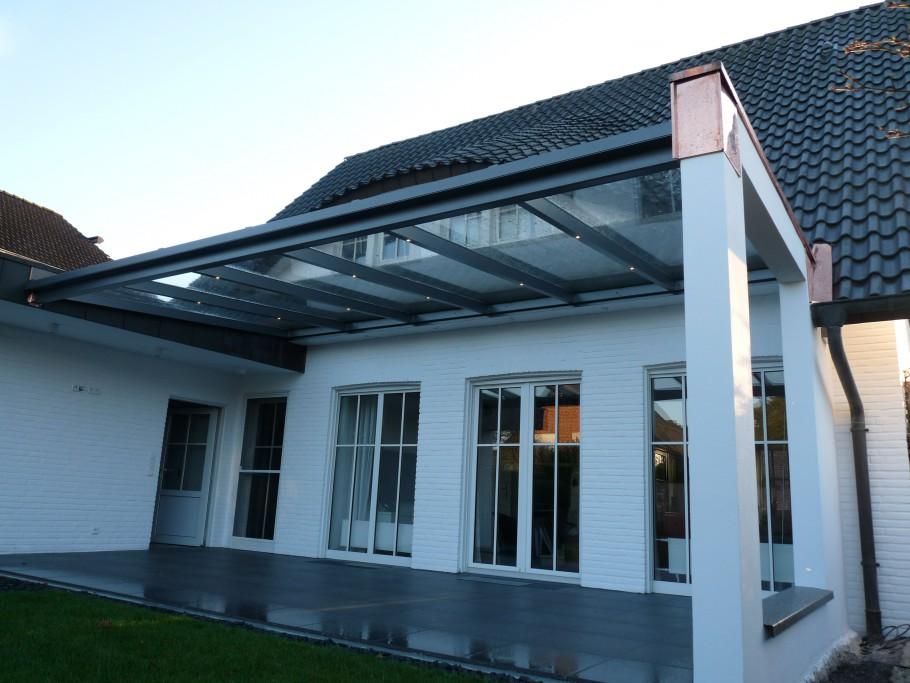 Terrassenüberdachung Beispiel 21 - Waldemar Zilich