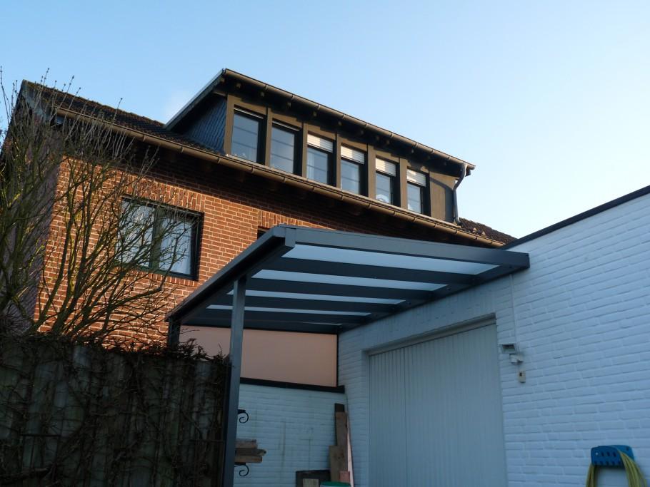 Terrassenüberdachung Beispiel 22 - Waldemar Zilich