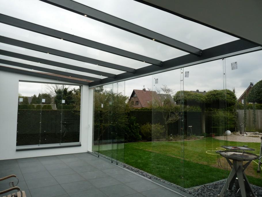 Terrassenüberdachung Beispiel 24 - Waldemar Zilich